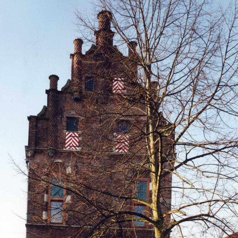 Voormalig Raadhuis Hasselt